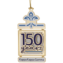 Sesquicentennial Holiday Ornament