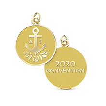 2020 Convention Charm