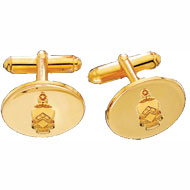 Polished Round Cufflinks