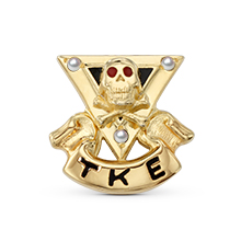 10KYG Plain Badge (Undergrad. Pin)