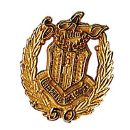 Fifty-Year Member Pin