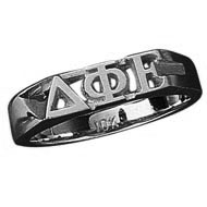 Greek Letter Ring
