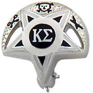Official Initiate (Brother's) Badge