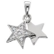 Double Star Charm
