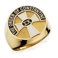 Order of Constantine Ring