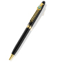 Colibri Pen with Enameled Crest