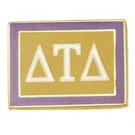 Delt Flag Pin